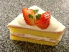 写真:苺のショートケーキ