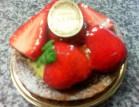 写真:苺のタルト