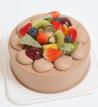 写真:純生チョコレーケーキ